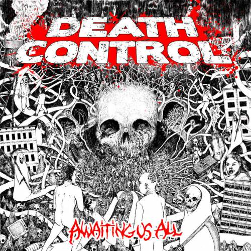 chronique Death Control - Awaiting us all