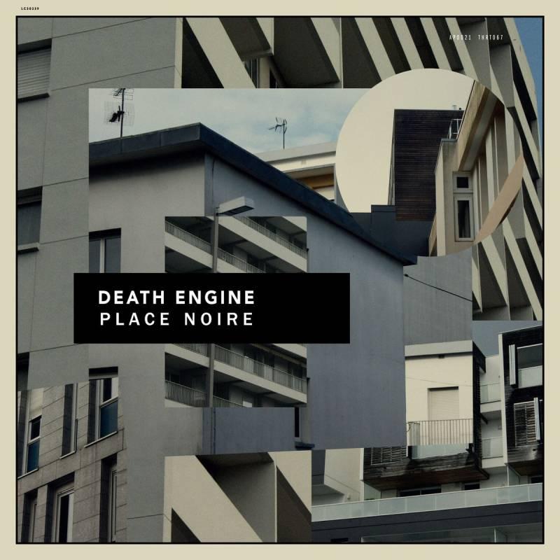 chronique Death Engine - Place Noire