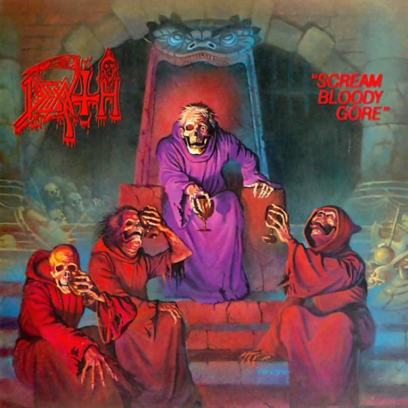 chronique Death - Scream Bloody Gore