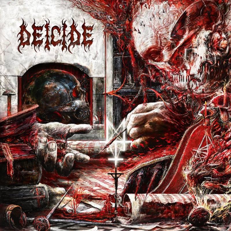 chronique Deicide - Overtures of Blasphemy
