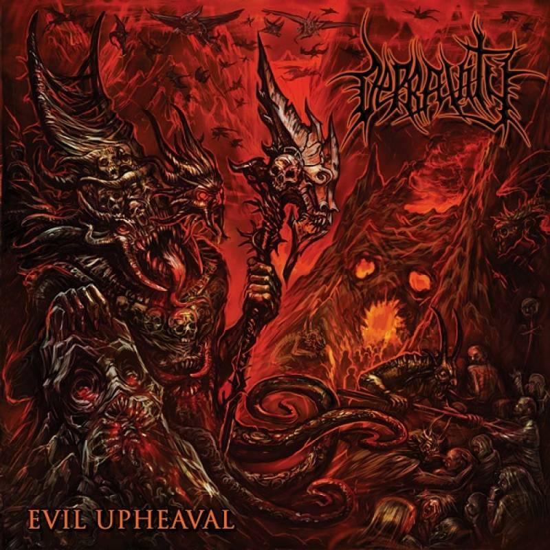 chronique Depravity - Evil Upheaval