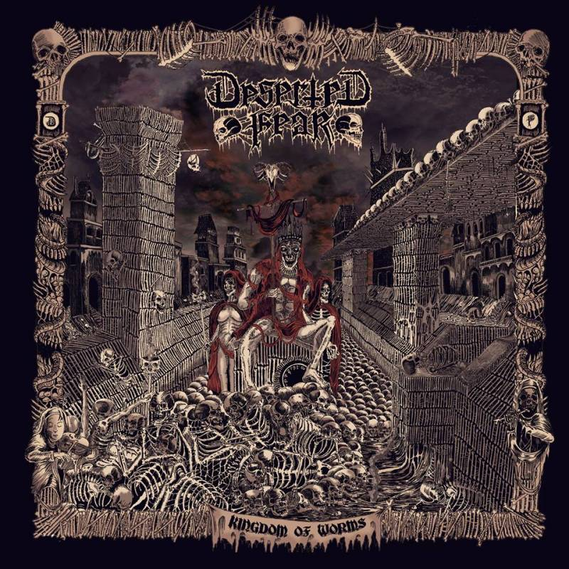 chronique Deserted Fear - Kingdom Of Worms
