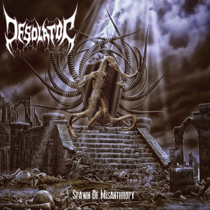chronique Desolator - Spawn Of Misanthropy