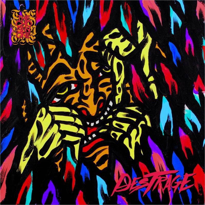 chronique Destrage - The Chosen One