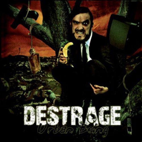 chronique Destrage - Urban Being
