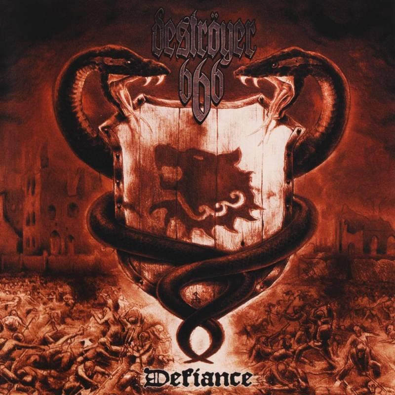 chronique Deströyer 666 - Defiance