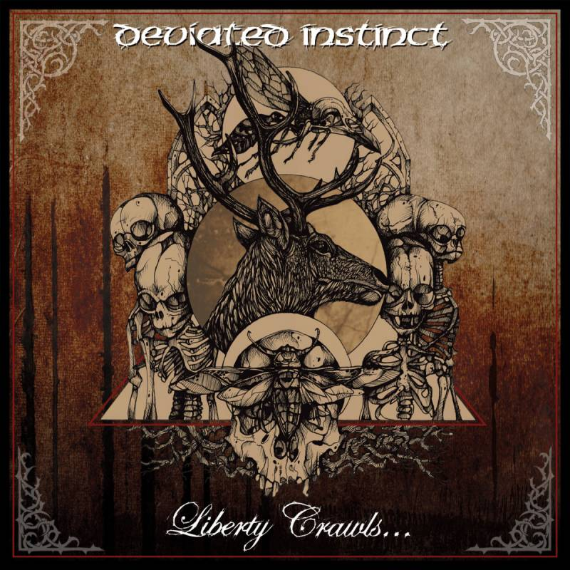 chronique Deviated Instinct - Liberty Crawls to the Sanctuary of Slaves