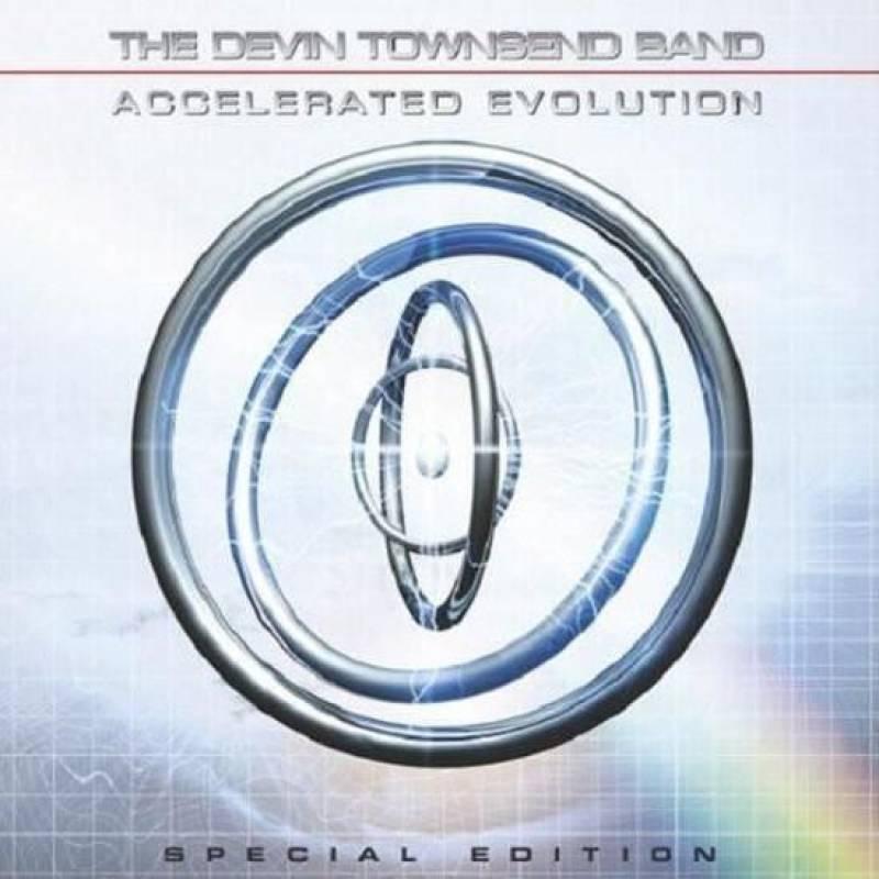 chronique Devin Townsend - Accelerated Evolution