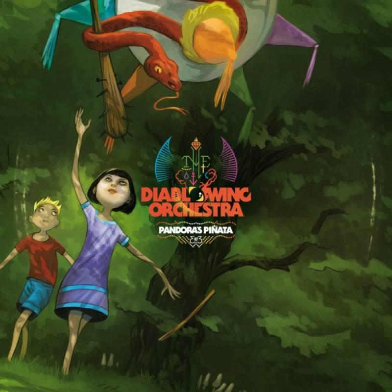 chronique Diablo Swing Orchestra - Pandora's Piñata
