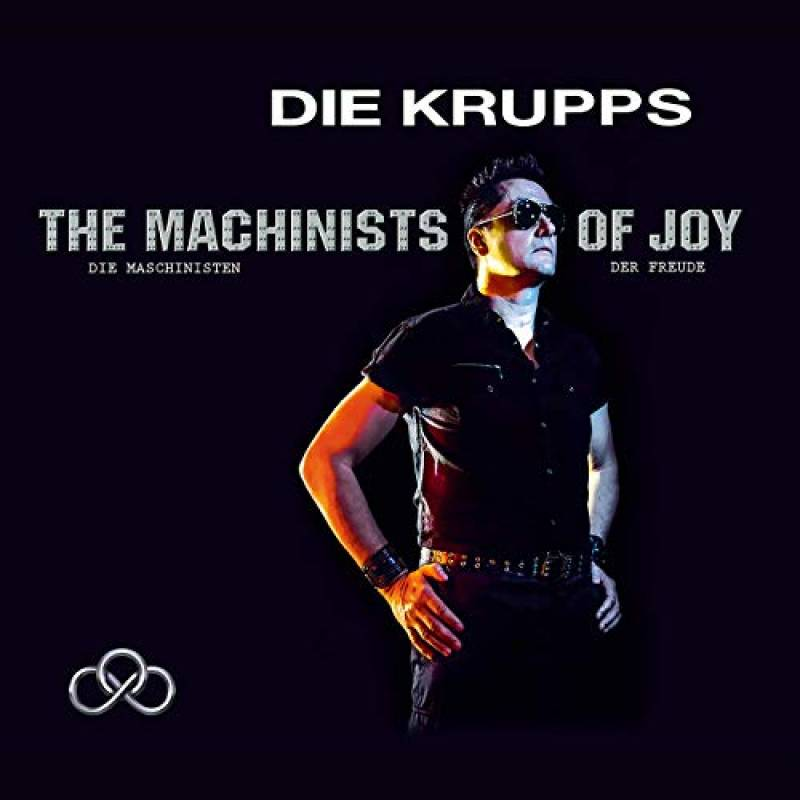 chronique Die Krupps - The Machinists of Joy