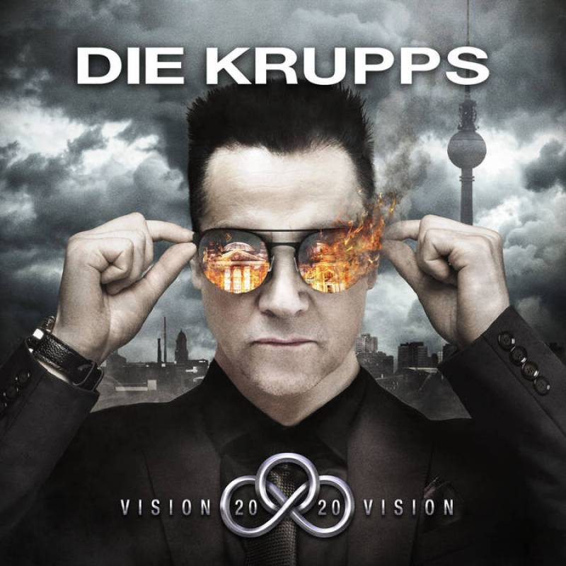 chronique Die Krupps - Vision 2020 Vision