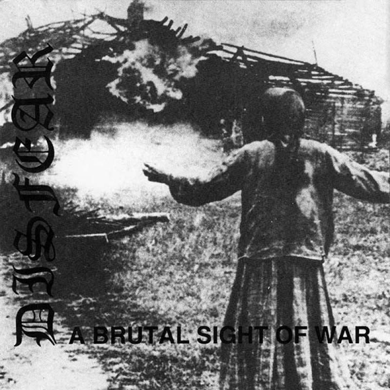 chronique Disfear - A Brutal Side Of War