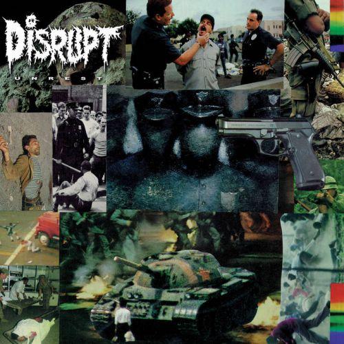 chronique Disrupt - Unrest