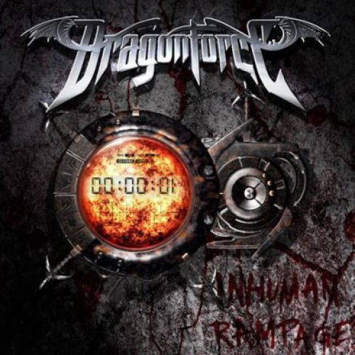 chronique Dragonforce - Inhuman Rampage
