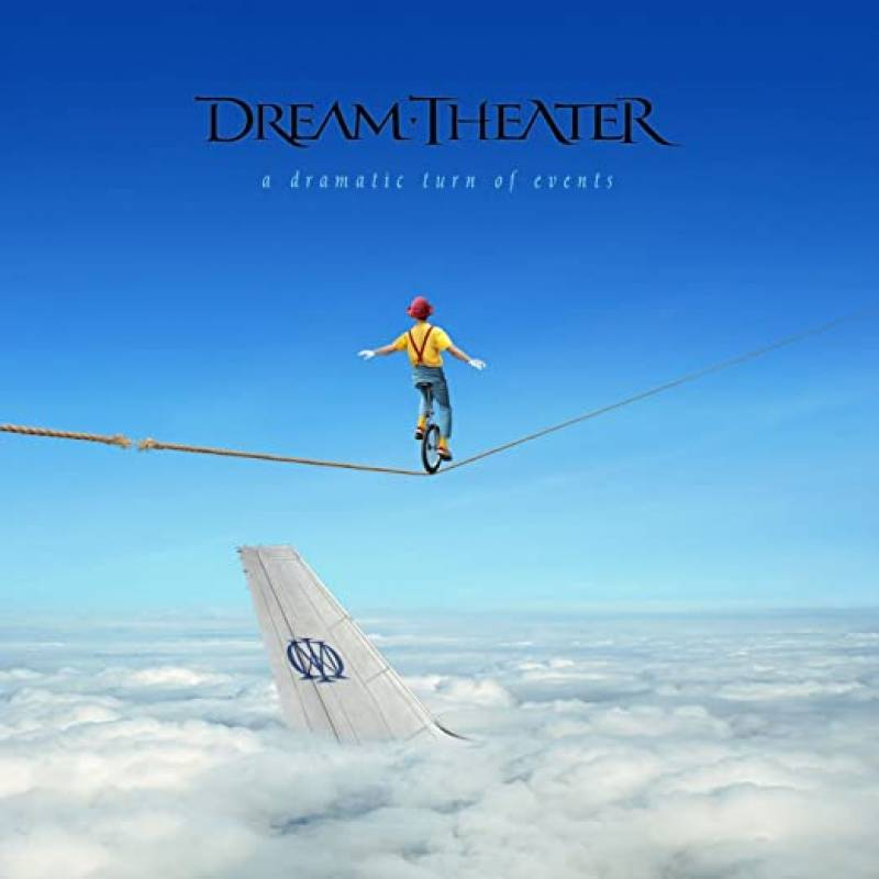 chronique Dream Theater - A dramatic turn of events
