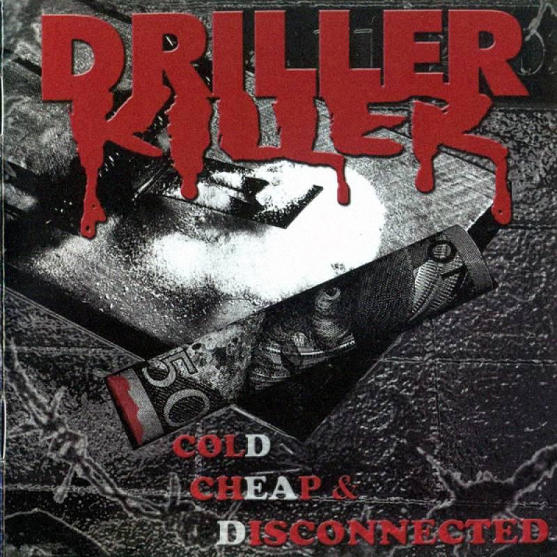 chronique Driller Killer - Cold, Cheap & Disconnected