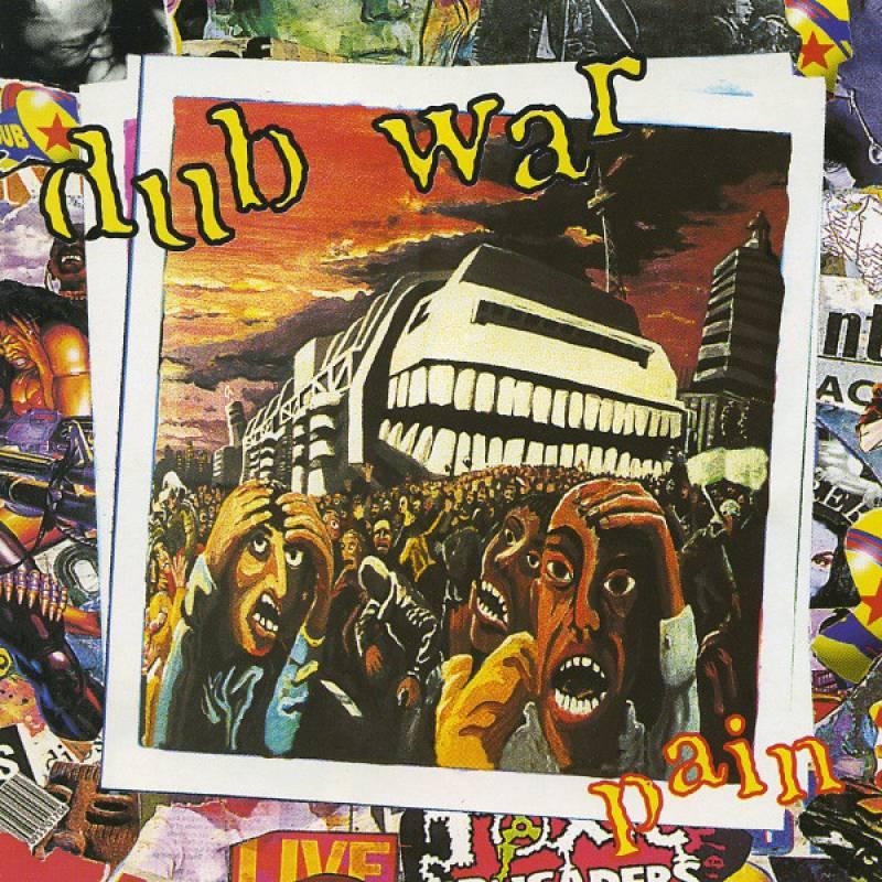 chronique Dub War - Pain