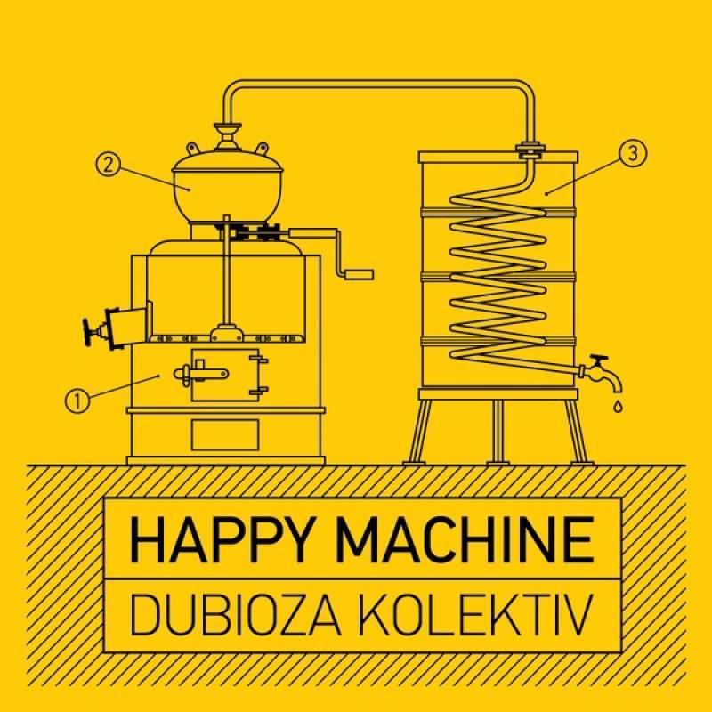 chronique Dubioza Kolektiv - Happy Machine