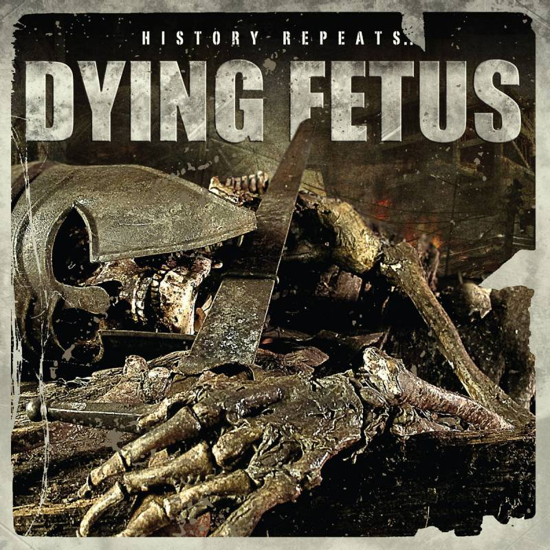 chronique Dying Fetus - History Repeats