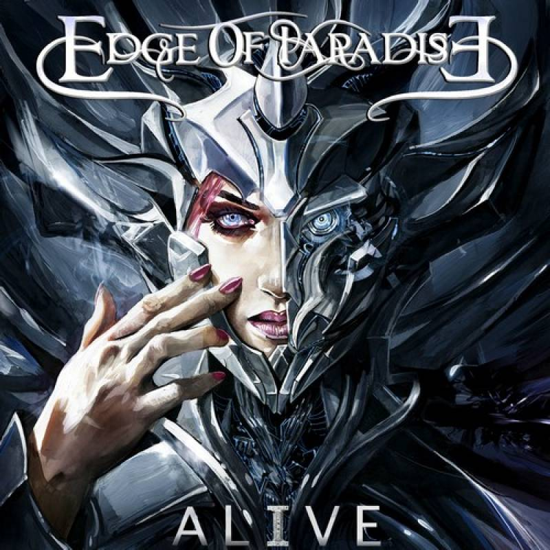 chronique Edge Of Paradise - Alive