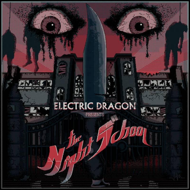 chronique Electric Dragon - The Night School