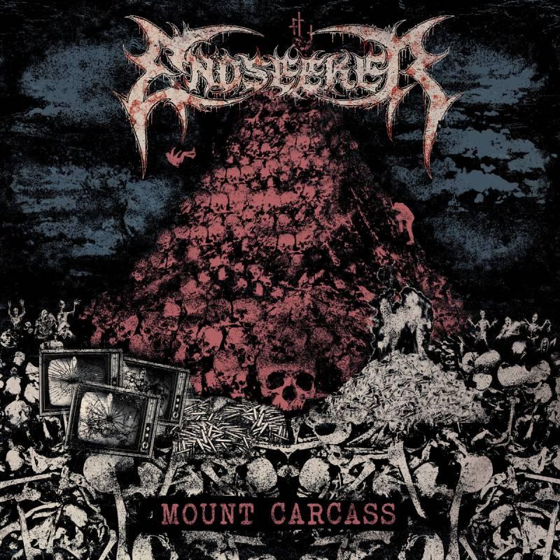 chronique Endseeker - Mount Carcass