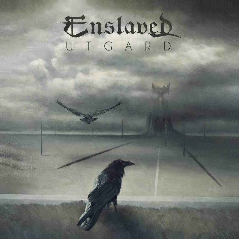 chronique Enslaved - Utgard