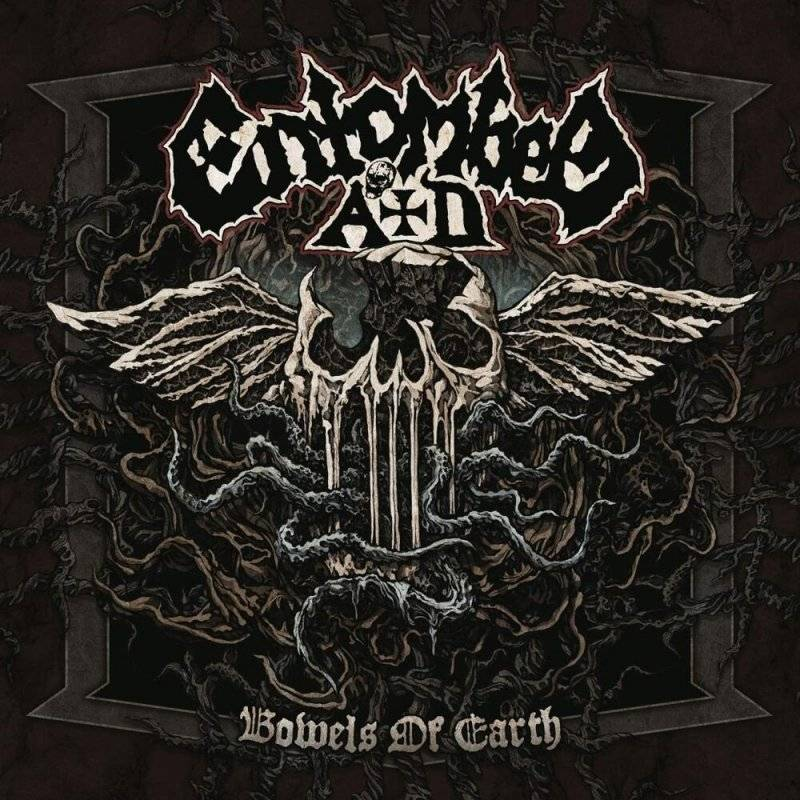 chronique Entombed A.d. - Bowels Of Earth
