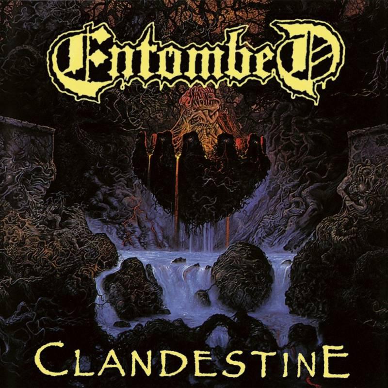 chronique Entombed A.d. - Clandestine
