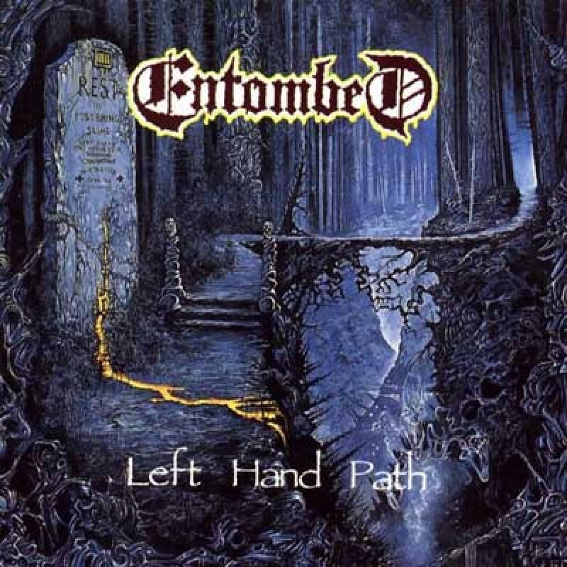 chronique Entombed A.d. - Left Hand Path