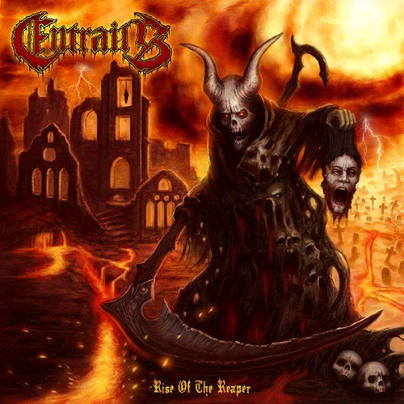 chronique Entrails - Rise Of The Reaper