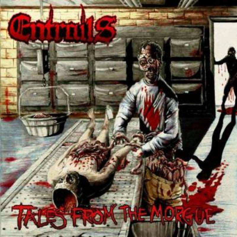chronique Entrails - Tales From The Morgue