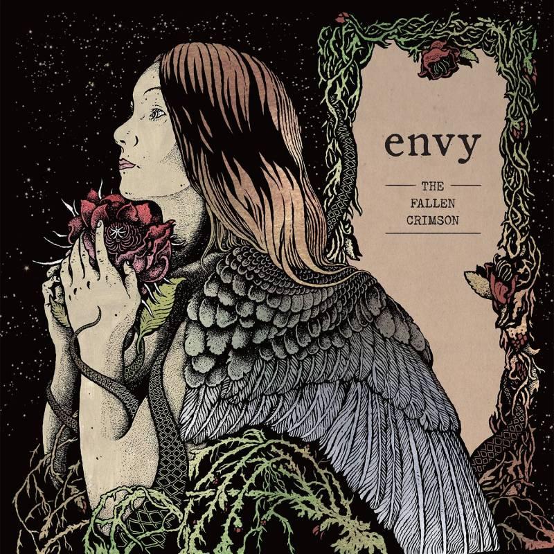 chronique Envy - Fallen Crimson