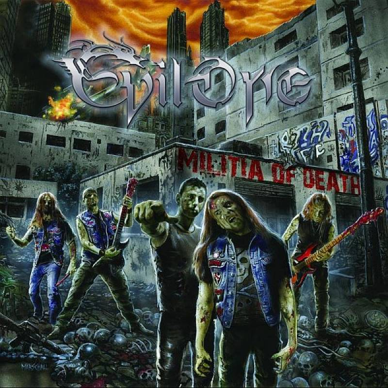 chronique Evil One - Militia of Death