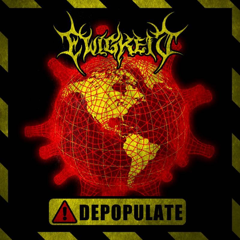 chronique Ewigkeit - Depopulate EP