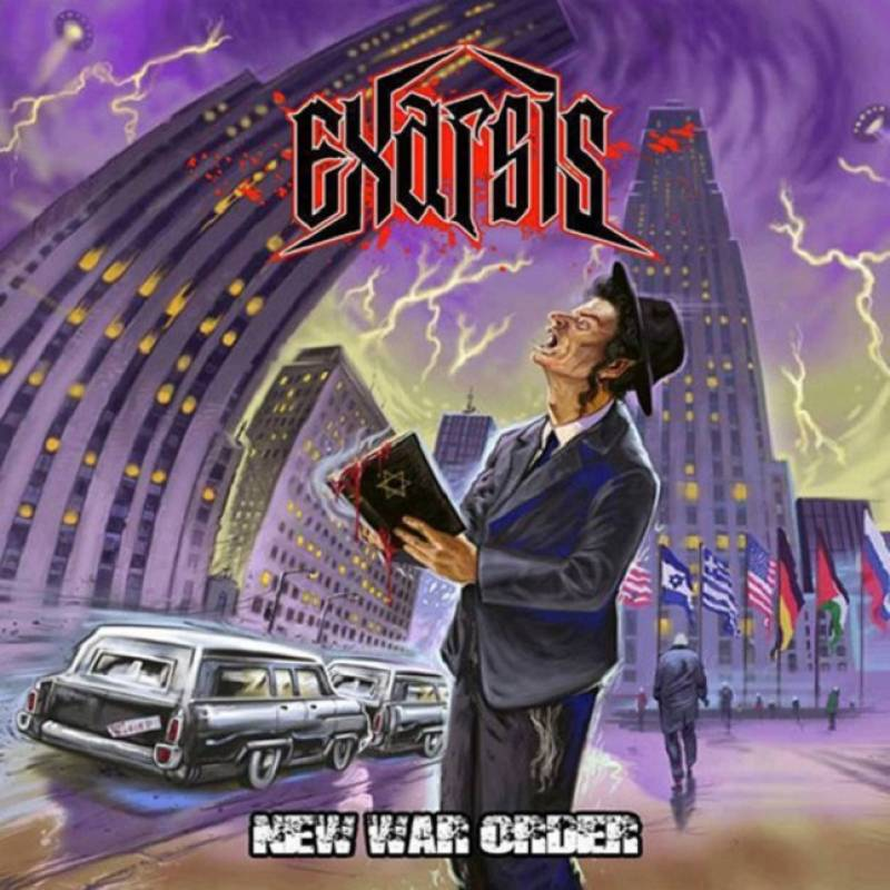 chronique Exarsis - New War Order