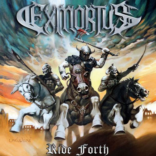 chronique Exmortus - Ride Forth