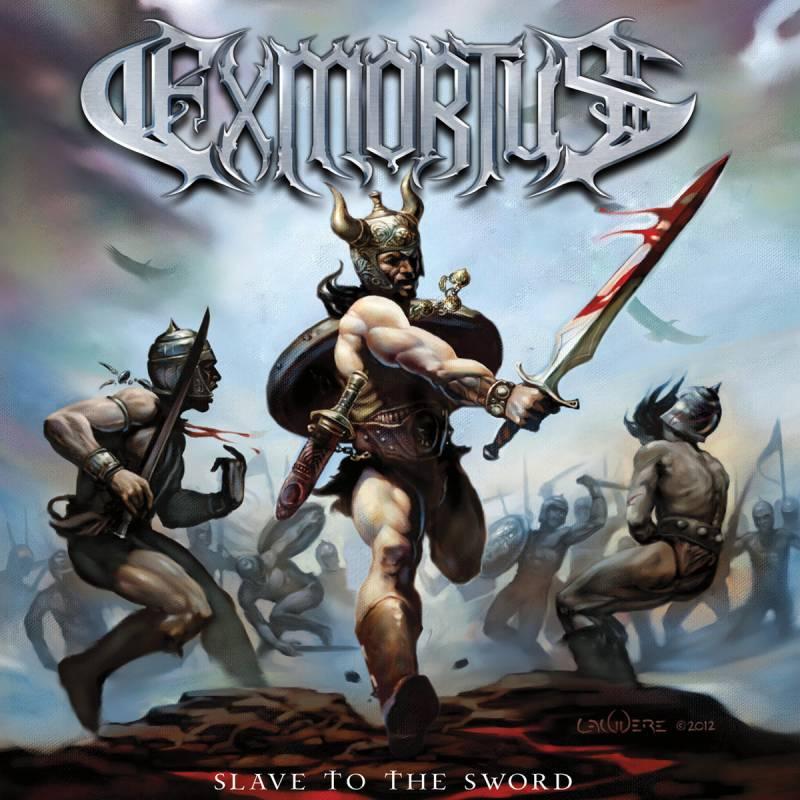 chronique Exmortus - Slave to the Sword