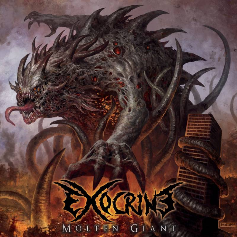 chronique Exocrine - Molten Giant