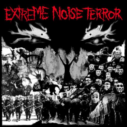 chronique Extreme Noise Terror - S/t