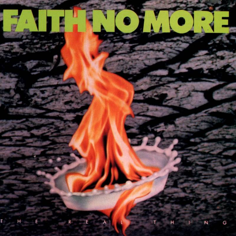 chronique Faith No More - The Real Thing