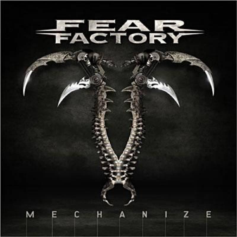 chronique Fear Factory - Mechanize