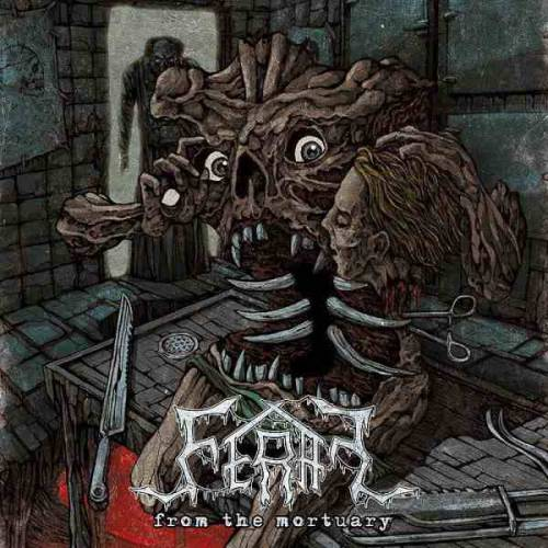 chronique Feral (swe) - From the Mortuary