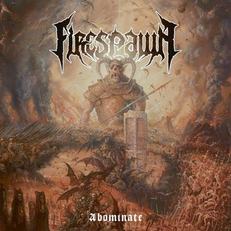 chronique Firespawn - Abominate