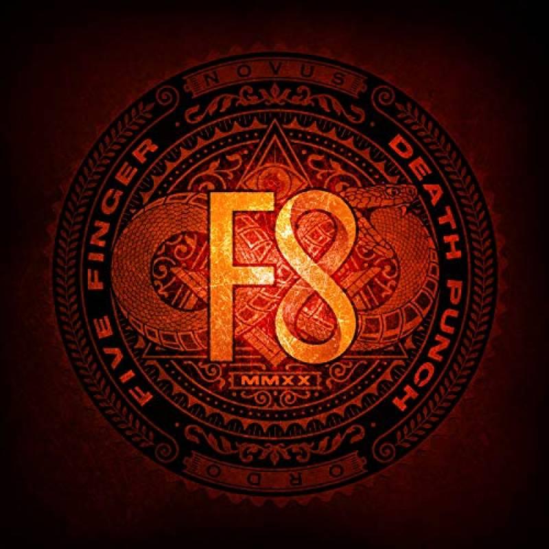 chronique Five Finger Death Punch - F8
