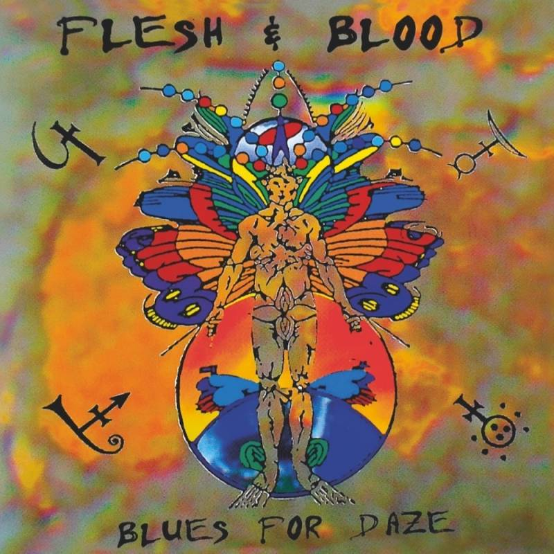 chronique Flesh & Blood - Blues for Daze
