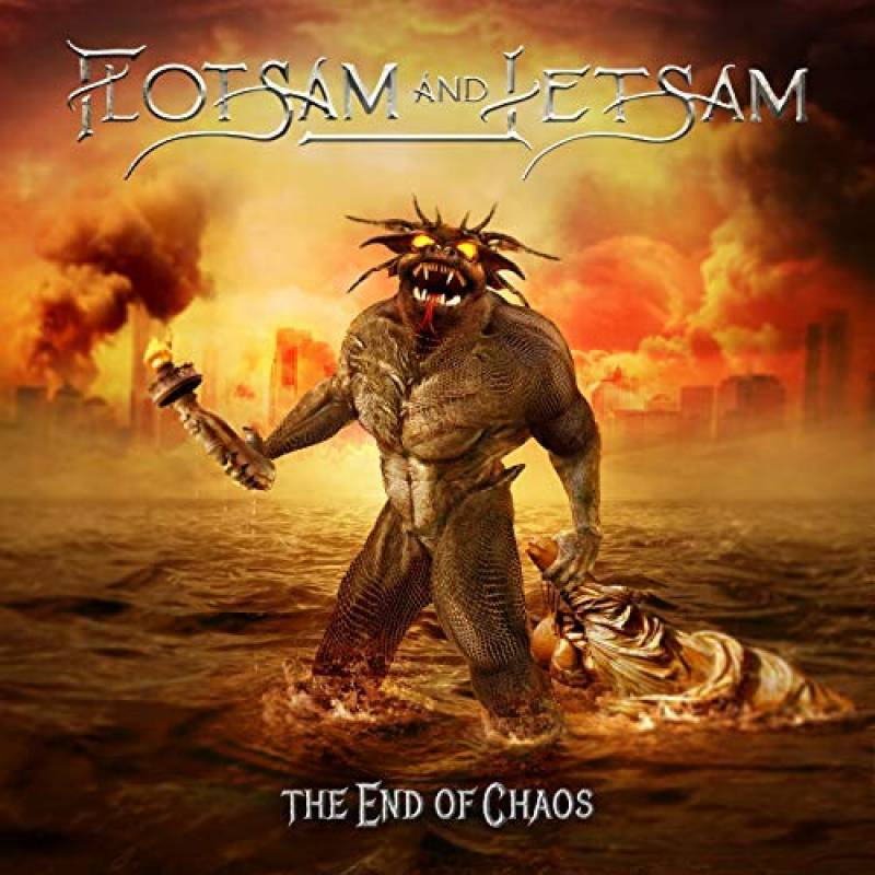 chronique Flotsam And Jetsam - The End of Chaos