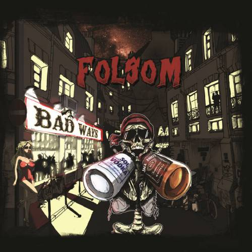 Folsom (fr) - Bad Ways (chronique)
