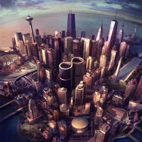 chronique Foo Fighters - Sonic highways