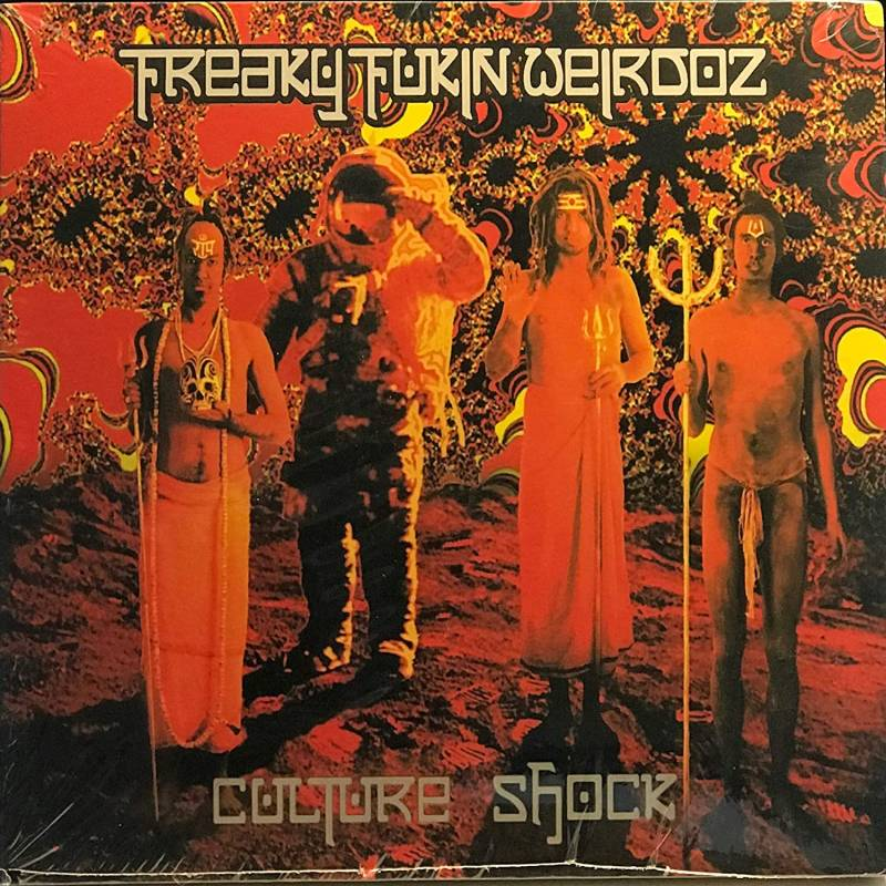chronique Freaky Fukin Weirdoz - Culture Shock